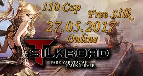110 Cap / Free Silk / 27.05.2017 20:00'da Online