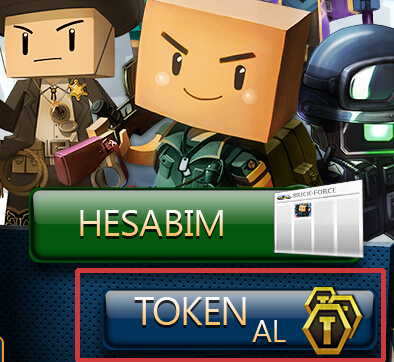 Brick Force Token ve Premium Yükleme 1